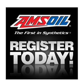 Register today for your Amsoil dealership