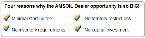 Amsoil dealership information